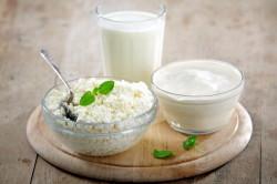 Польза кисломолочных продуктов при бронхите