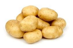 Картошка для приготовления компресса