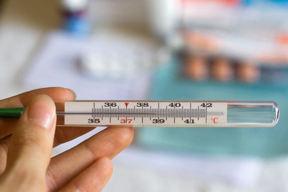 Как сделать чтоб была температура у человека