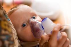 Ингаляции в качестве лечения бронхита у детей
