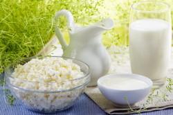 Польза молочной диеты при бронхите