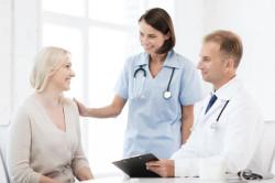 Консультация врача при аллергическом бронхите