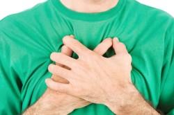 Боль в грудной клетке при обструкции бронхов