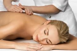 Лечебный массаж перед баночным лечением