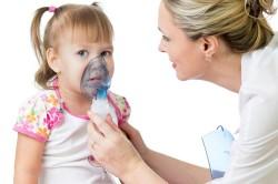 Ингаляции при бронхите у детей