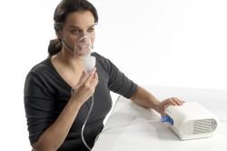 Лечебные ингаляции при хроническом бронхите