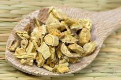 Применение корня алтея при сухом кашле