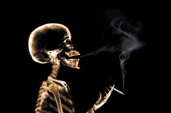 Курение - причина заболевания