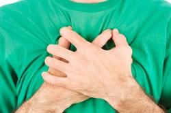 Боль в груди при бронхите