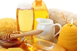 Польза меда при бронхите