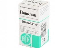 Панклав для лечения необструктивного хронического бронхита