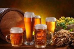 Польза пива при бронхите