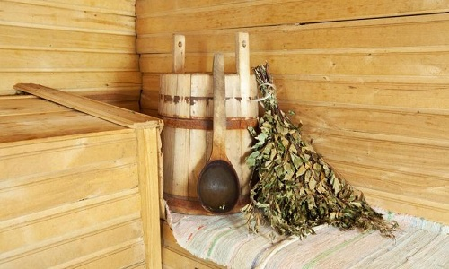 Поход в баню при бронхите