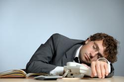 Сонливость при бронхите