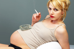 Курение - причина обструктивного бронхита