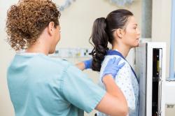 Рентген для диагностики бронхита